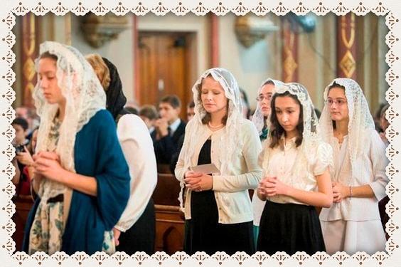 Traditional catholic