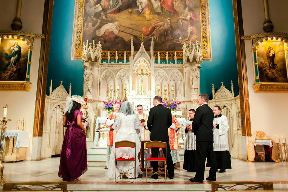 Catholic courting