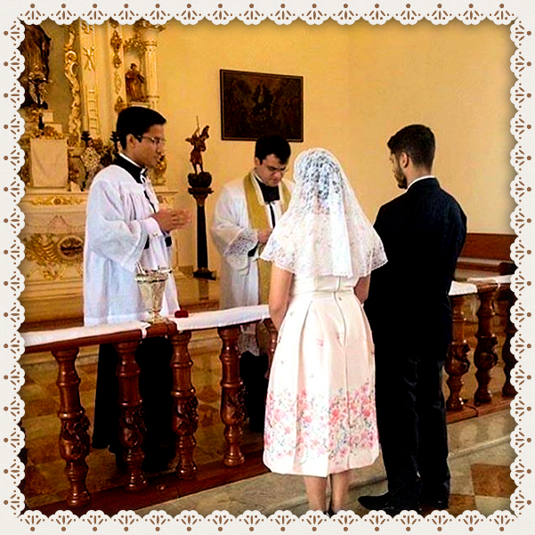 What Is The Catholic Rite Of Betrothal