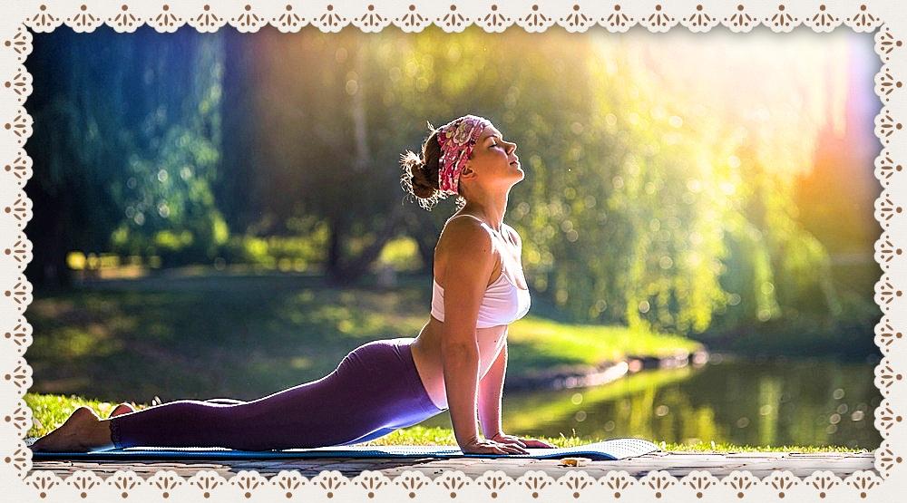 Catholic yoga