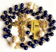 elegantmedical HANDMADE GOLD BULE Tiger Eye Bead +AAA8mm Real Pearl Beads NECKLACE CATHOLIC rosary, buy catholic rosary, catholic rosary, catholic holy rosary, catholic rosary beads, catholic rosary beads uk, catholic rosary ring, buy catholic rosary, buy catholic rosary uk, buy catholic rosary beads uk, where can i buy catholic rosary, rosary beads wooden, wooden rosary beads uk, buy rosary online, buy rosary beads uk,