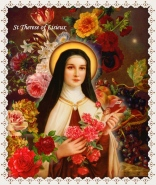 buy catholic st therese of lisieux child jesus little flower