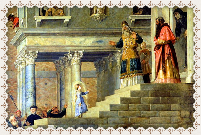presentation of mary, presentation of the blessed virgin mary church, the entry of the most holy theotokos into the temple, the presentation of the virgin at the temple, TradCatFem Presentation of Mary Catholic Parenting, catholic, family, parenting, infertility, motherhood, children, spouse, marriage, tips, advice,
