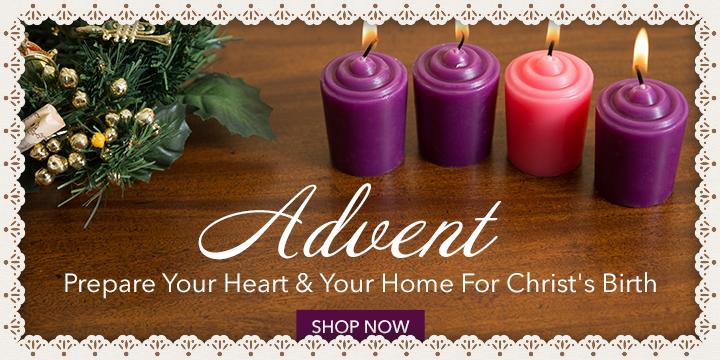 catholic, advent, christmas, gifts, ideas, decorations,