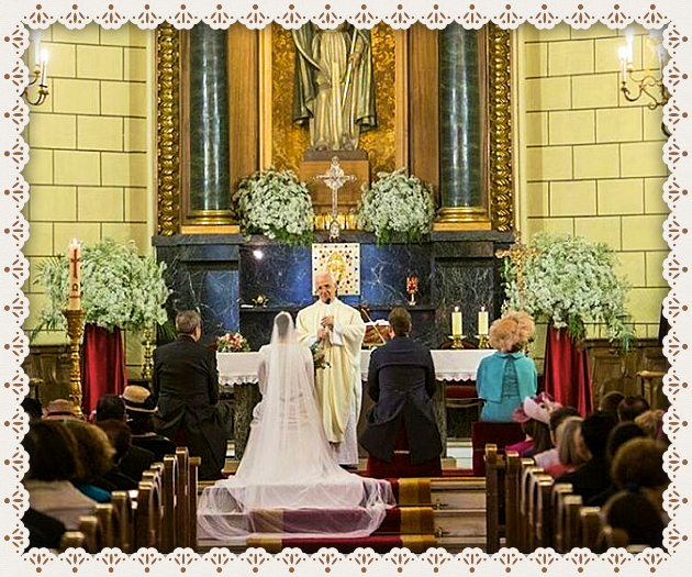 Wedding Altar Meaning: Primary Purpose Of Marriage Catholic