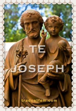 Te joseph catholic gregorian chants, monks, notre dame abbey,