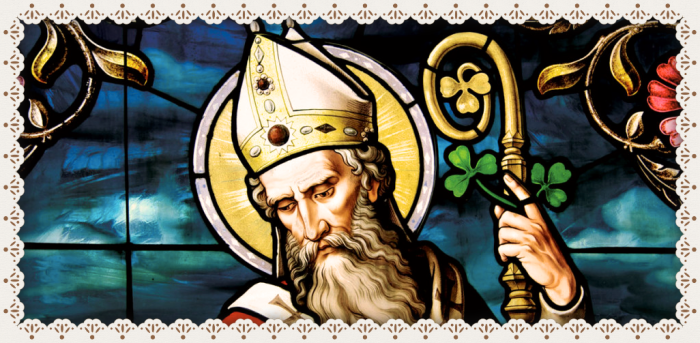st patrick's day, st paddy day, st patrick, religious gifts, catholic gifts, patron saint, patron saint gifts, catholic books, gifts,