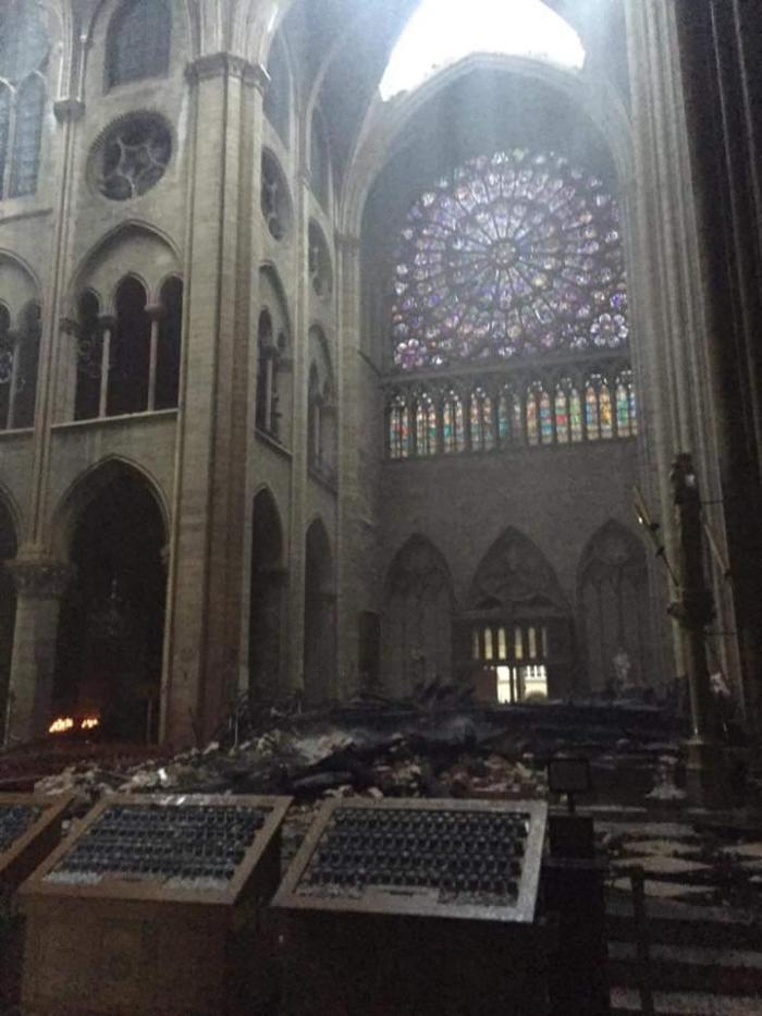 rose window, fssp, crown of thorns, virgin mary, pieta, cross, traditionalist, traditional catholic, notre dame, notre dame france, notre dame de paris, notre dame fire, notre dame fire cause, notre dame fire pictures, note dame fire damage,  notre dame fire organ, catholic notre dame, catholic notre dame cathedral,