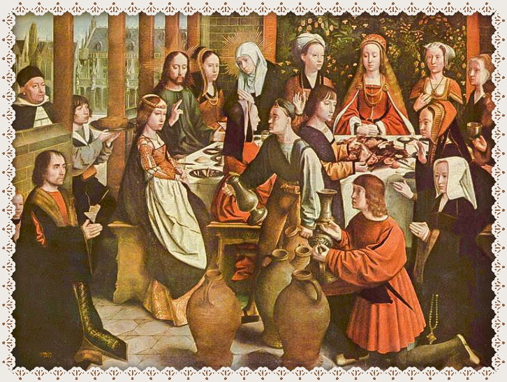 Holy apostles, the significance of the wedding at Cana, why is Cana in the Bible, who was getting married at the wedding of Cana, the wedding at canna analysis, wedding at Cana lessons, the wedding at Cana, catholic blogs, catholic blogger, female catholic blogs, traditional catholic blog, catholic lifestyle blog, daily catholic blog, traditional catholic bloggers, traditional catholic websites, catholic influencers,